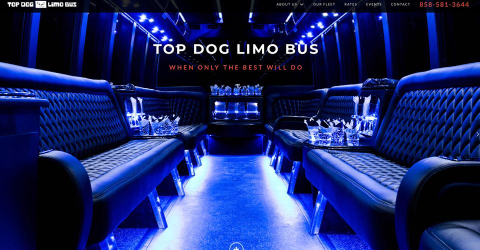 TOP DOG LIMO