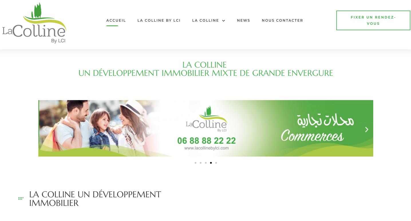 La Colline By LCI